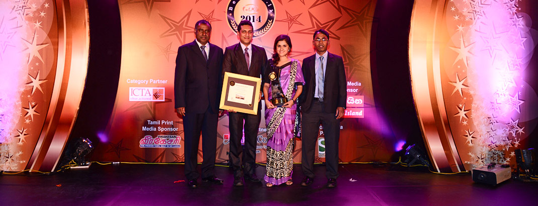 Awards won by Mount Lavinia Hotel