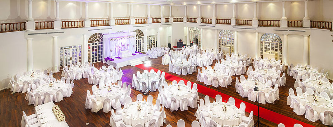 Wedding Halls In Colombo L Empire Ball Room At Mount