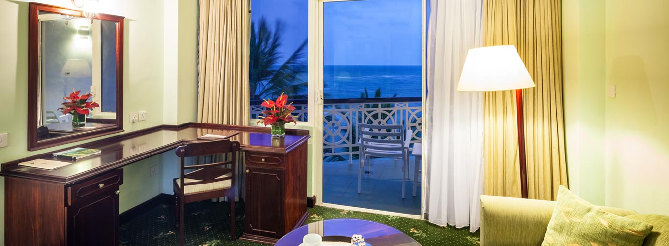 Direct Ocean View Rooms